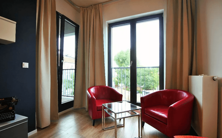 Elegant flat with 2 Room 400 m from Market Square