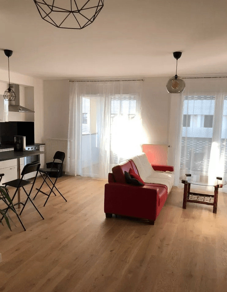2 Room Apartment in Atal Towers overlooking Oder River
