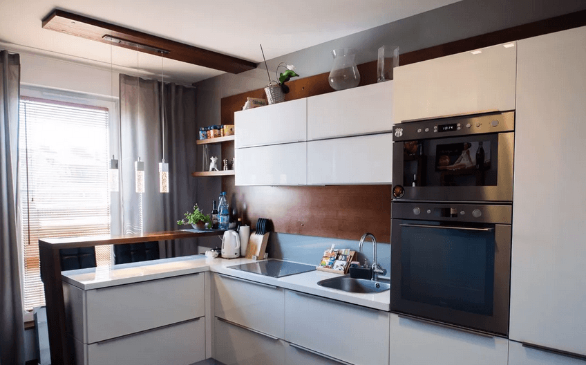 2 Rooms luxury apartment in Klecina
