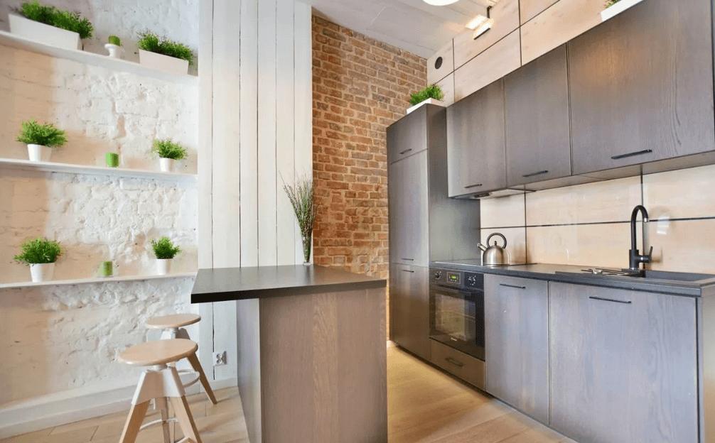 2 Rooms beautiful apartment in Olawska street