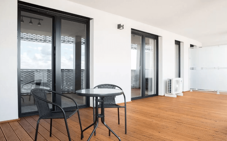 Fully furnished apartment near Wroclaw Market Square
