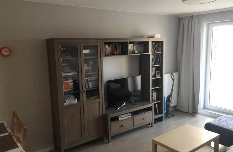 2 Room Apartment on  Muchobór Wielki