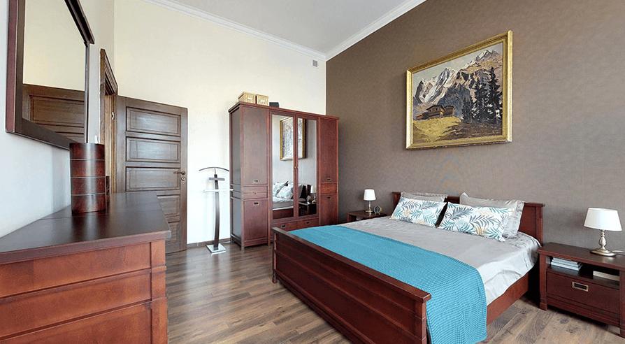 2 Rooms apartment 87 m2 in Miercnicza street